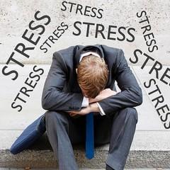 Een derde van het ziekteverzuim door stress