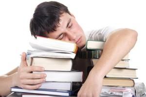 slapende student
