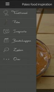 De Paleo fit inspiration app is een prettige eerste kennismaking met het paleo dieet.
