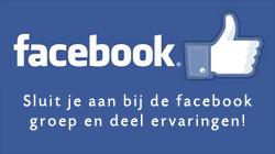 Facebookgroep Ready for Life over vitaliteit, gezondheid, stress, voeding en bewegen